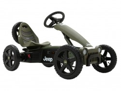 BERG JEEP Adventure Kids Go Kart
