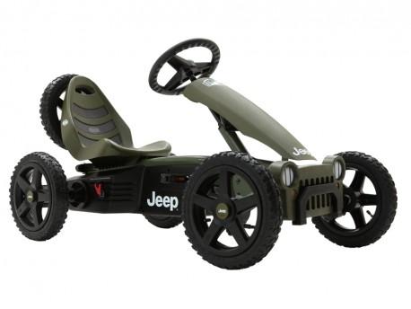 BERG JEEP Adventure Kids Go Kart