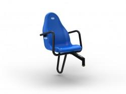 BERG Basic & Extra Blue Passenger Seat