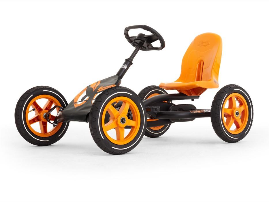 berg buddy pro children 39 s go kart with 3 position adjustable seat. Black Bedroom Furniture Sets. Home Design Ideas