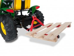 BERG Go-Kart Pallet Lifting Unit