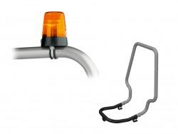 BERG Flashing Orange Warning Light & Roll Bar Pack