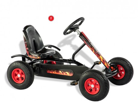 DINO Junior Hot Rod Professional F Go Kart