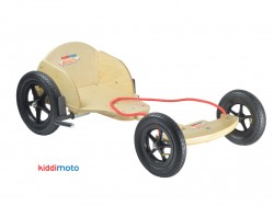 Kiddimoto Box Kart