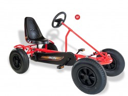 DINO Sprint Pedal Go-Kart with Free Passenger Seat