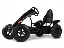 BERG Black Edition BFR Pedal Go Kart plus Free Passenger Seat