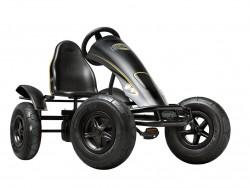 BERG Black Edition BFR-3 Go Kart plus Free Passenger Seat