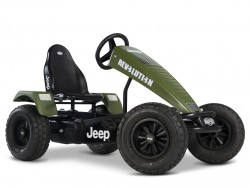 BERG JEEP Revolution Trac BFR-3 Go Kart plus Free Passenger Seat