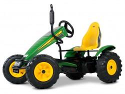 BERG John Deere Trac Adult Go Kart plus Free Passenger Seat
