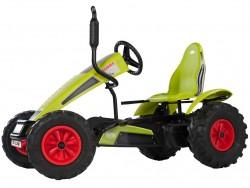 BERG Claas Trac Pedal Go Kart plus Free Passenger Seat