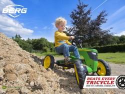 BERG Buzzy John Deere Go-Kart