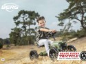 BERG Buzzy JEEP Sahara Go-Kart