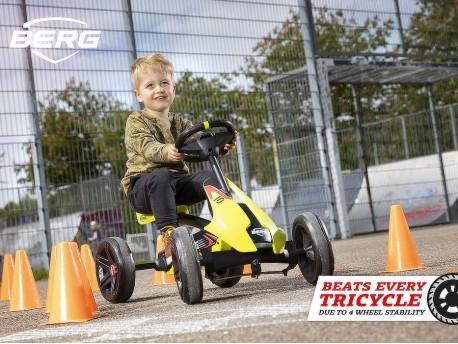 BERG Buzzy Aero Go-Kart