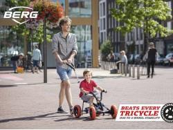 BERG Buzzy Nitro 2-in-1 Go-Kart