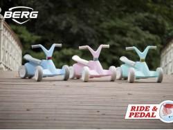 BERG GO² Toddler's Go-Kart