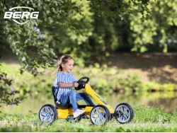 BERG Reppy Rider Go-Kart