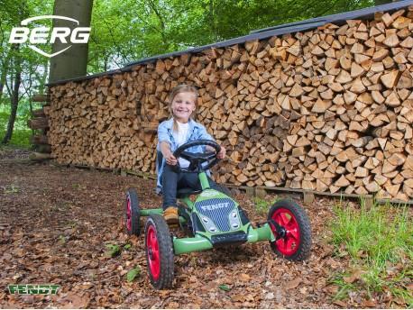 BERG Buddy Fendt Childrens Pedal Go Kart