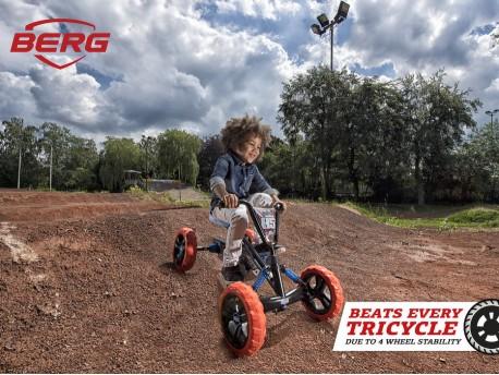 BERG Buzzy Nitro Children's Go-Kart