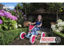 BERG Buzzy Bloom Kid's Go Kart