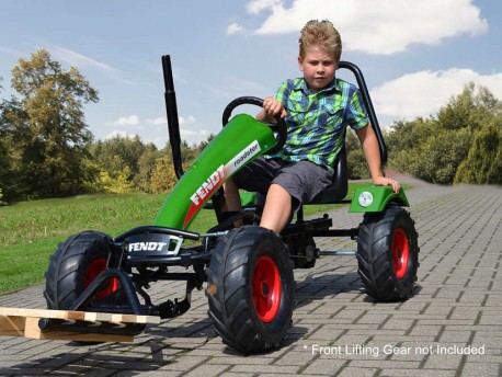 DINO Track Fendt Go Kart with Roll Bar Included