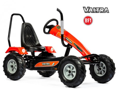 DINO Track Valtra Go Kart with Roll Bar Included