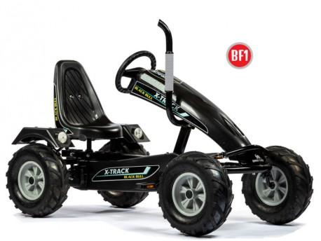 DINO Track Black Bull Tractor Style Go-Kart