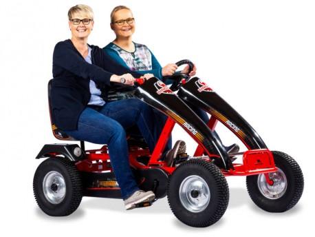 DINO Twin F Professional Go Kart
