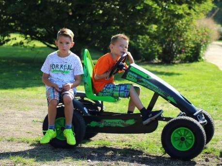 DINO Trophy Pedal Go Kart