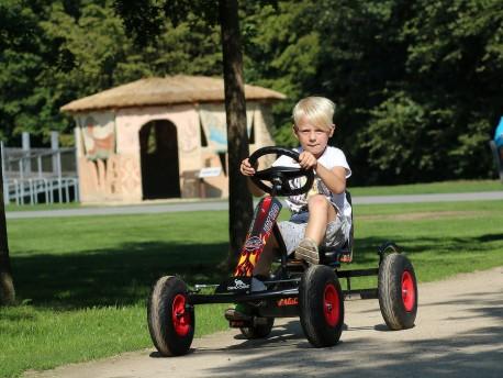 Pedal Go Karts - DINO Junior Hot Rod BF1