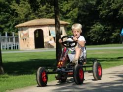 DINO Junior BF1 Hot Rod Go Kart plus Free Passenger Seat
