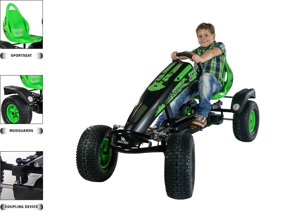 Buy DINO Trophy Pedal Go Kart