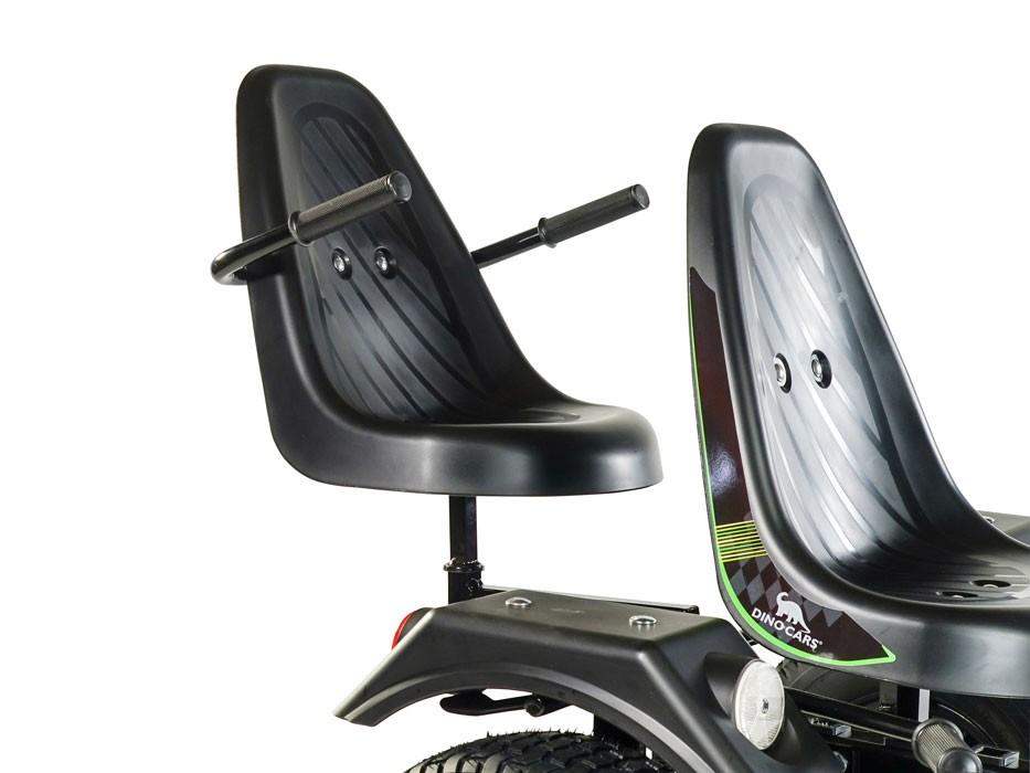 buy dino large passenger seats go kart accessories. Black Bedroom Furniture Sets. Home Design Ideas