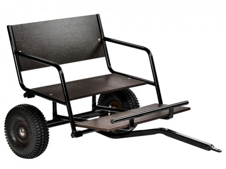 DINO Two Seater Trailer & MPT