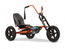 BERG Choppy Kid's Pedal Trike Go Kart