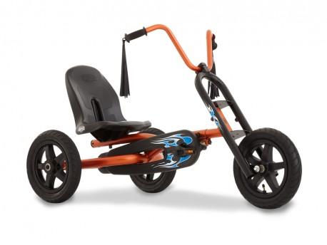 BERG Choppy Kid's Pedal Trike Go Kart