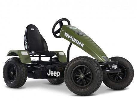 BERG JEEP Revolution Trac Adult Go Kart