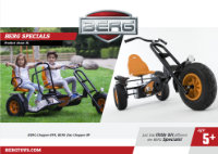 Berg Chopper Productsheet 2020