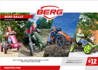 Berg Rally Productsheet 2020