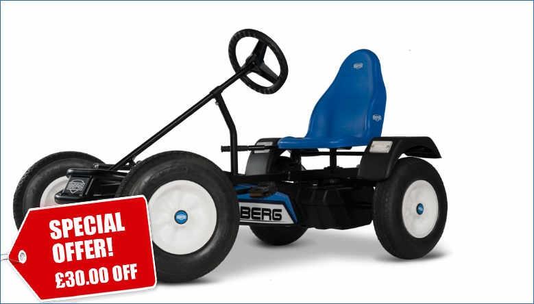 BERG Extra BFR Go-Kart