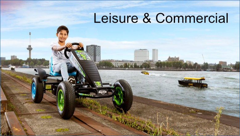 Leisure & Commercial Go-Karts