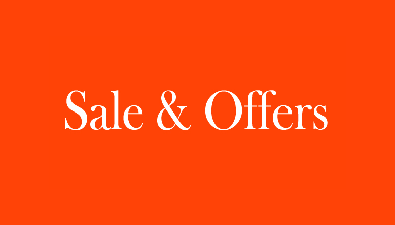 Sales & Offers