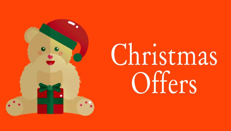 GoKarts4u Christmas Offers Bear