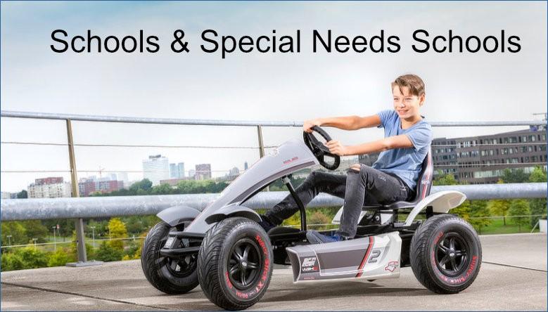 Schools & Special Needs Schools Go-Karts