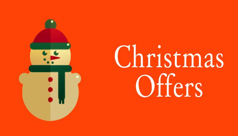 GoKarts4u Christmas Offers Snowman